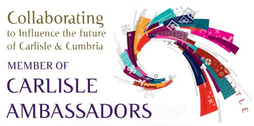 Light Bulb Web Design - A proud member of Carlisle Ambassadors